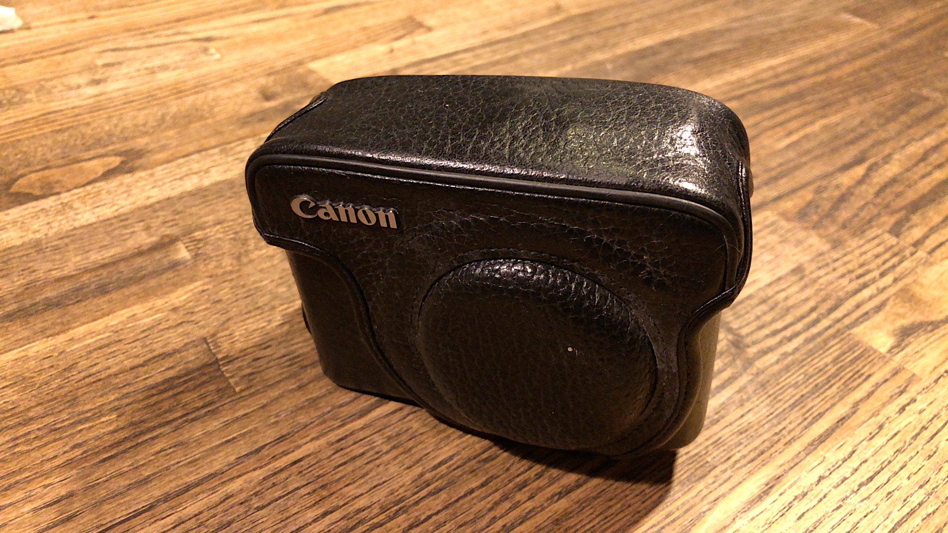 canon powershot G7 case