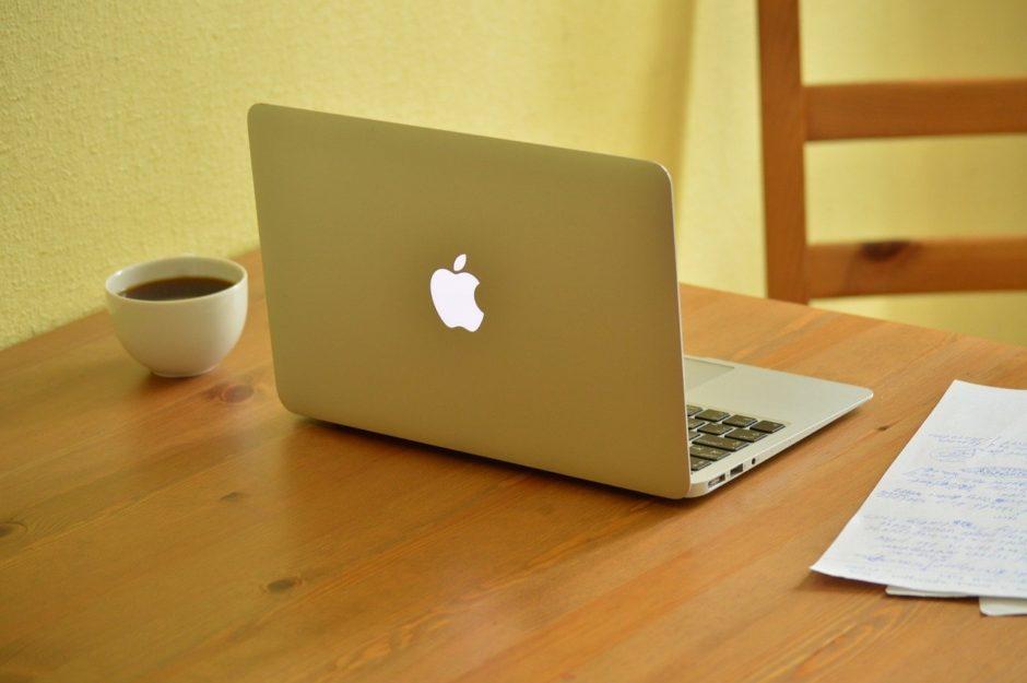 macでエッセイを書く