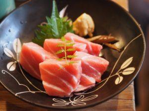 お刺身 回遊魚 マグロ