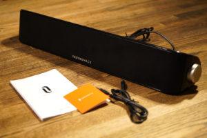 taotronics tt-sk028 Bluetoothサウンドバー