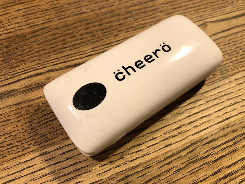 cheero mobile battery