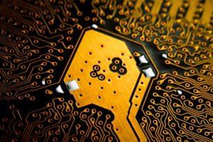 半導体 シリコン チップセット