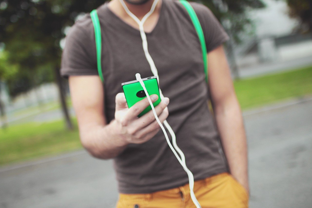 ミュージックアプリ操作性