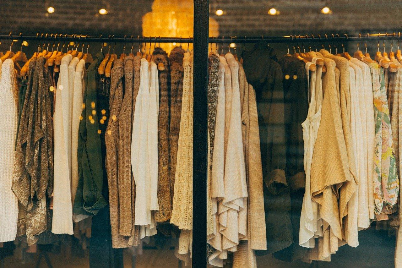 服選び ファッション