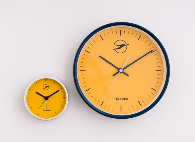 時間 ロルバーン(Rollbahn)  時計