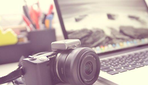 カメラ α