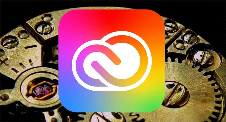 Adobe CC(Adobe Crative Cloud)