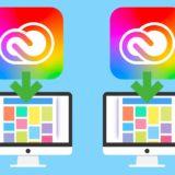 Adobe CC(Adobe Creative Cloud)は1ライセンスで2台で使えて無限にインストール可能〜Adobe CCを複数台で活用する方法
