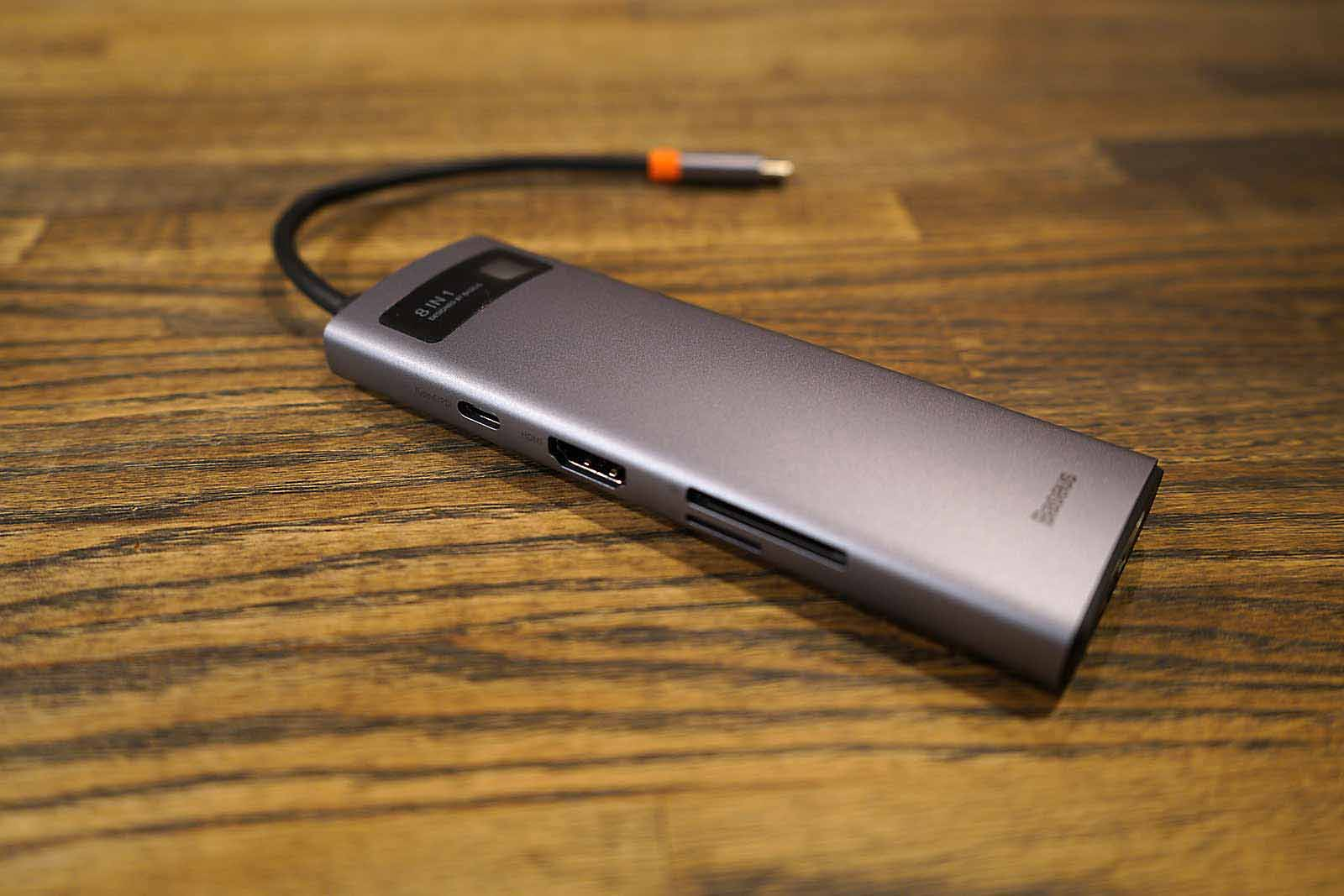 Baseus 8in1 USB-C PD