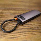 USB Type-C ハブ Baseus 8in1 USB-C PD