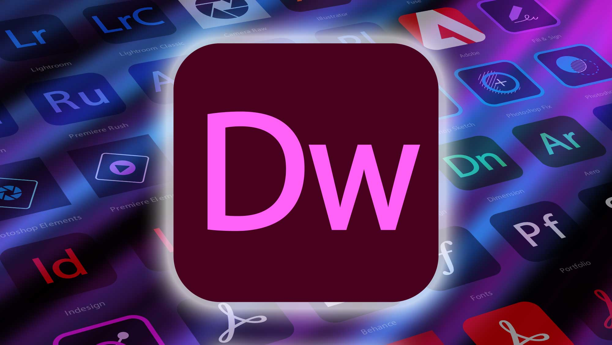 Adobe CC(Adobe Crative Cloud)ソフトウェア