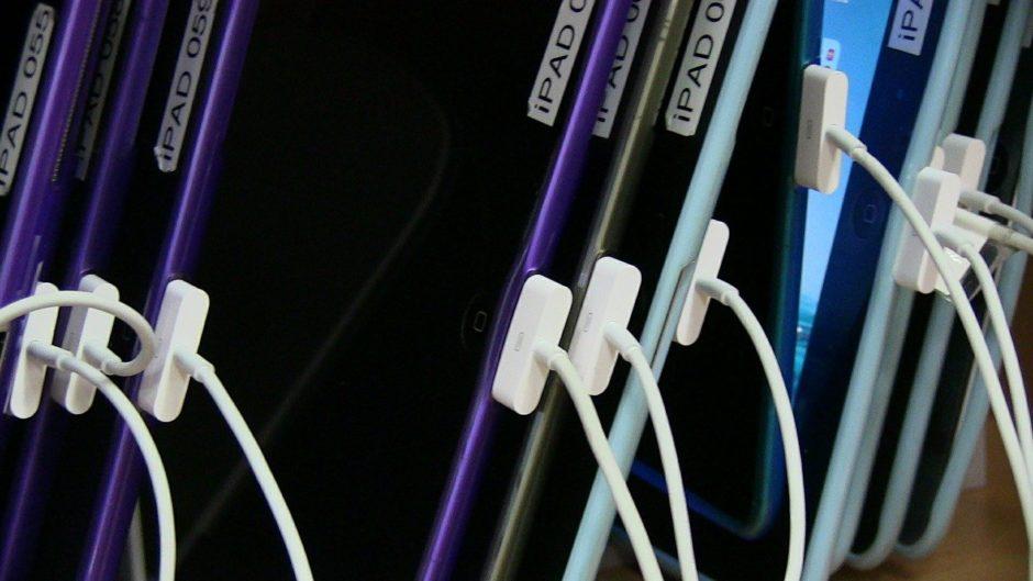 iPad充電